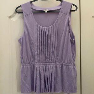Aritzia T babaton purple tank top